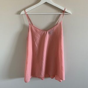 🌺🌸🌼French Connection Coral Camisole Tank Top